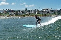 Buscando anfitrión: Surf con un local